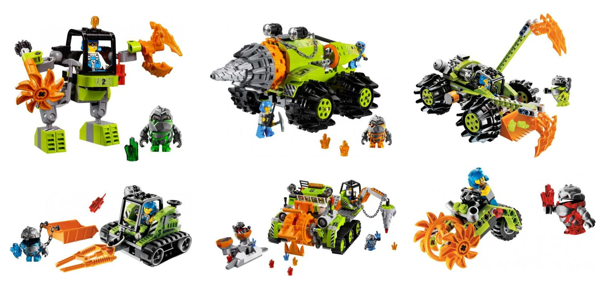 Power Miners Collection