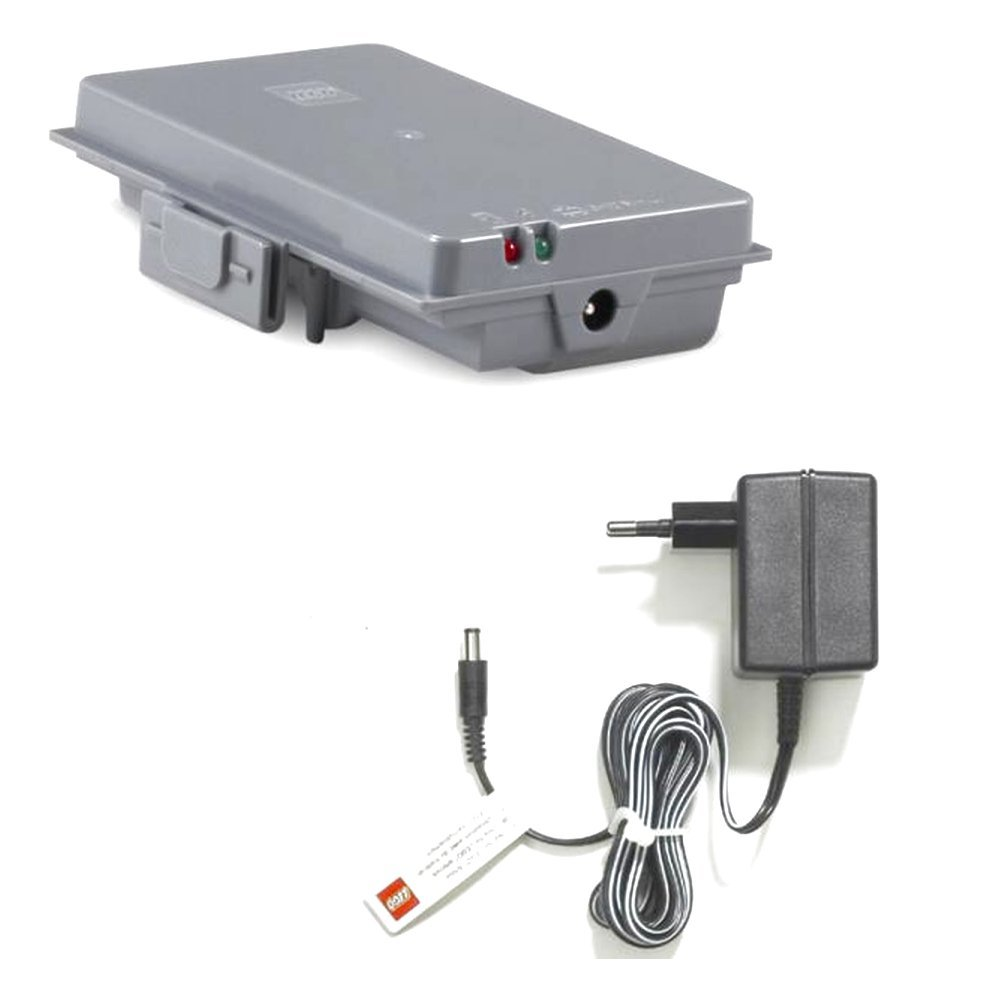 Rechargeable Battery Set (AC Adapter 230V - 10V Transformer)