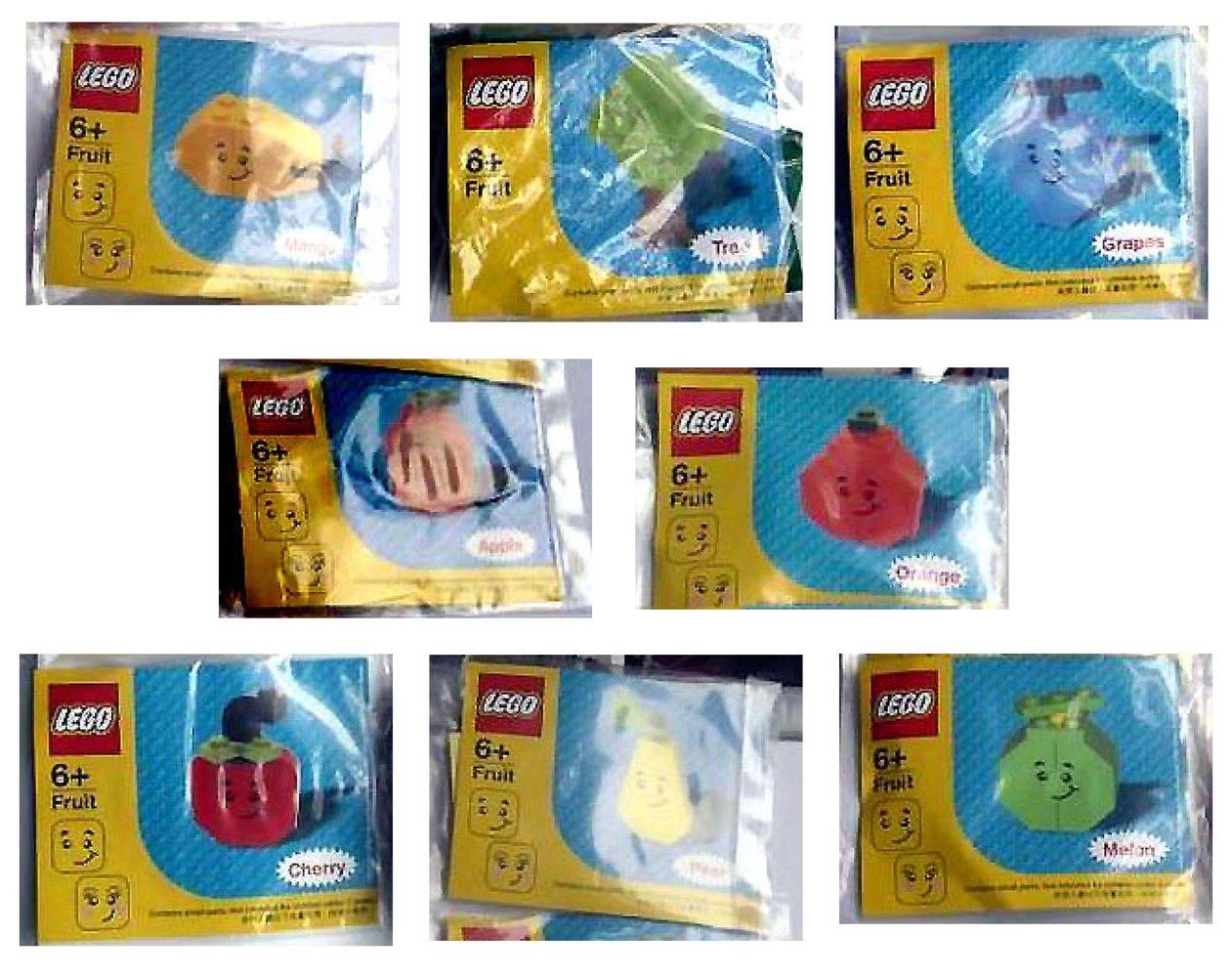 Fruit Set - Hong Kong Lego Show Promotional