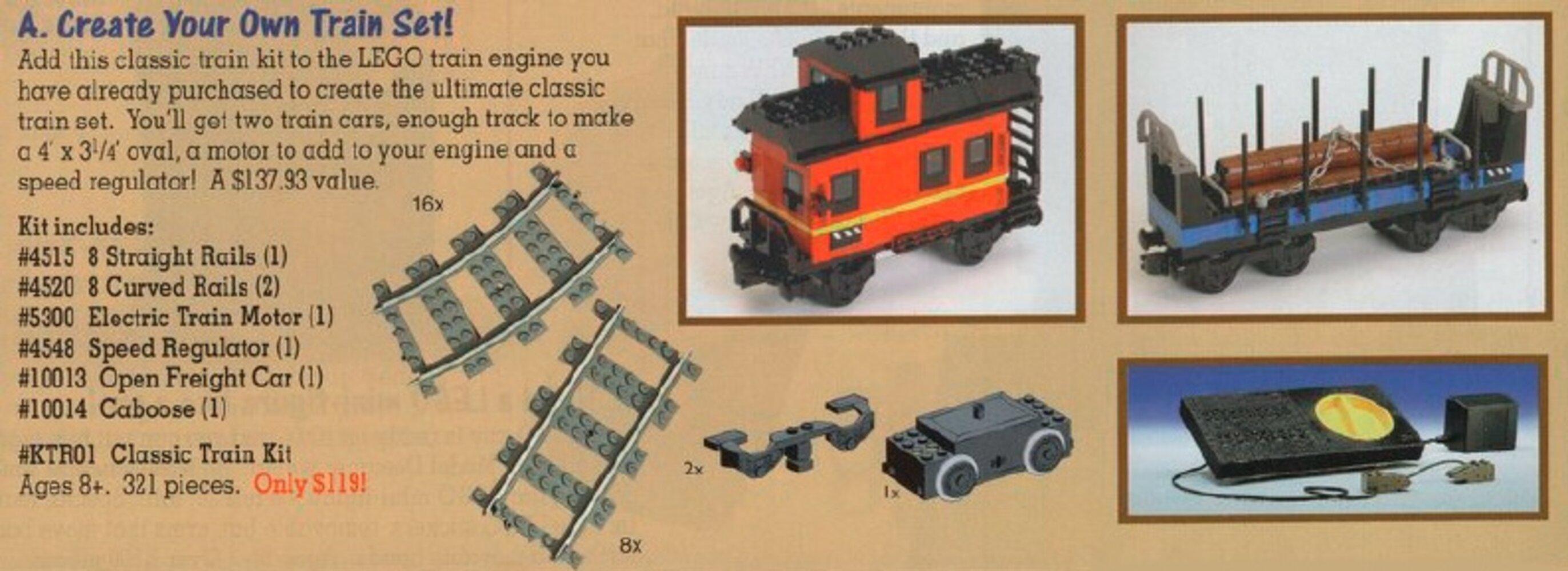 Classic Train Kit