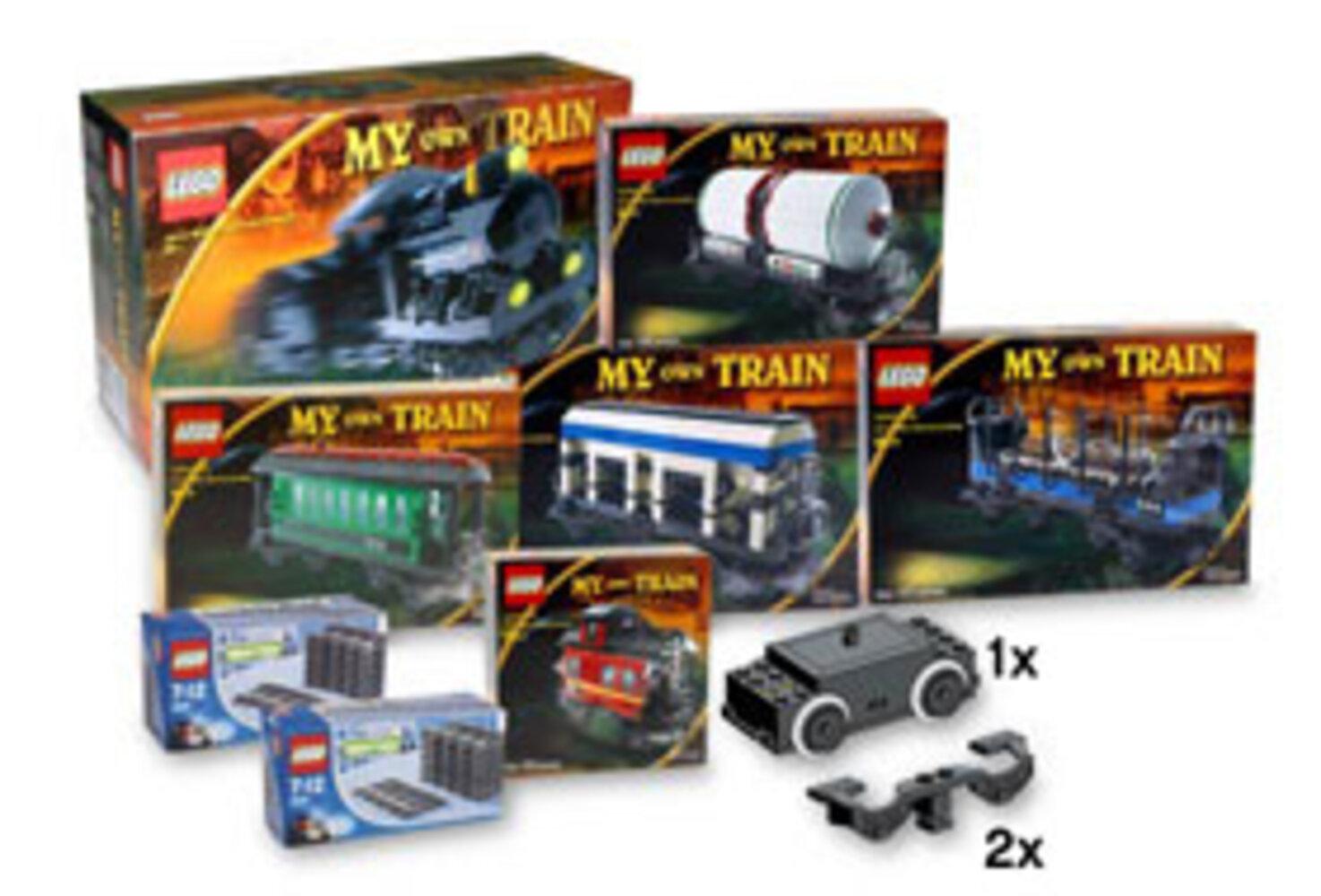 Large Classic Train Kit