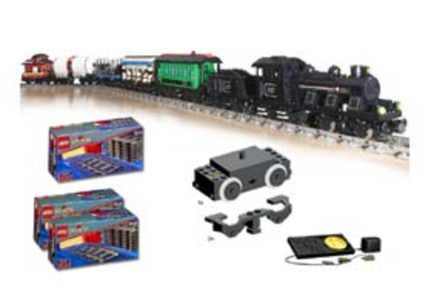 Large Classic Train Kit with Speed Regulator
