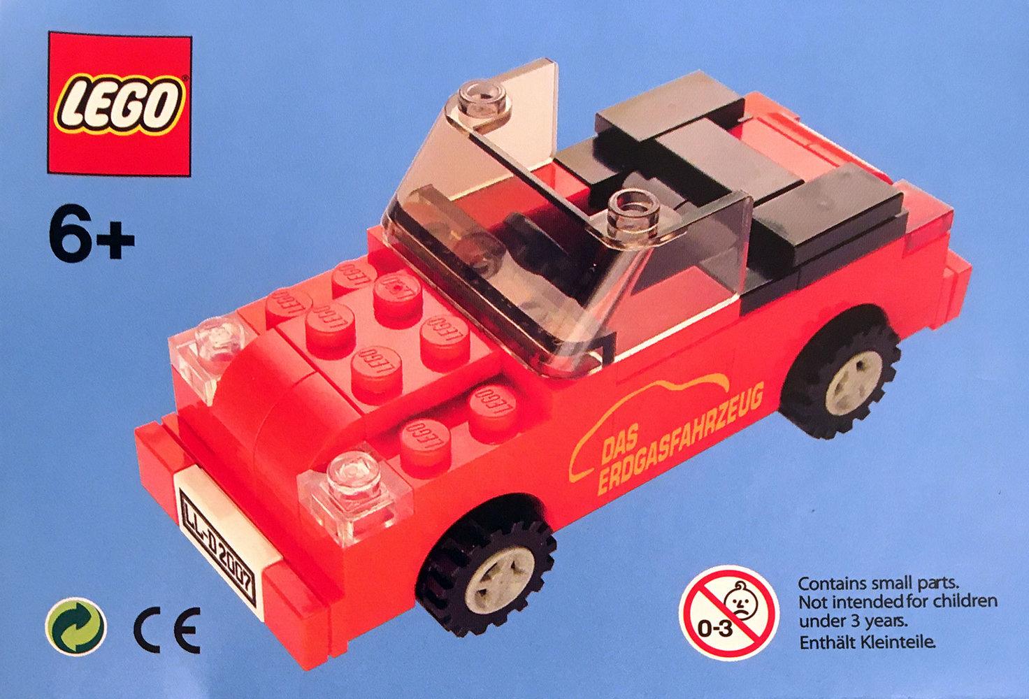 Roadster (Legoland Deutschland)