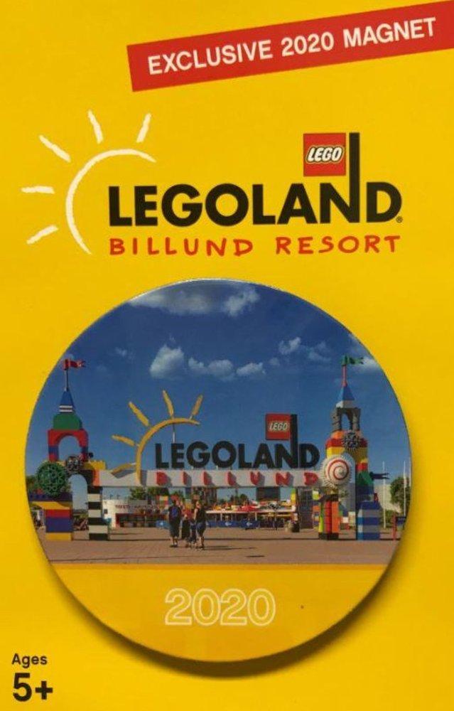 LEGOLAND Billund 2020 Magnet
