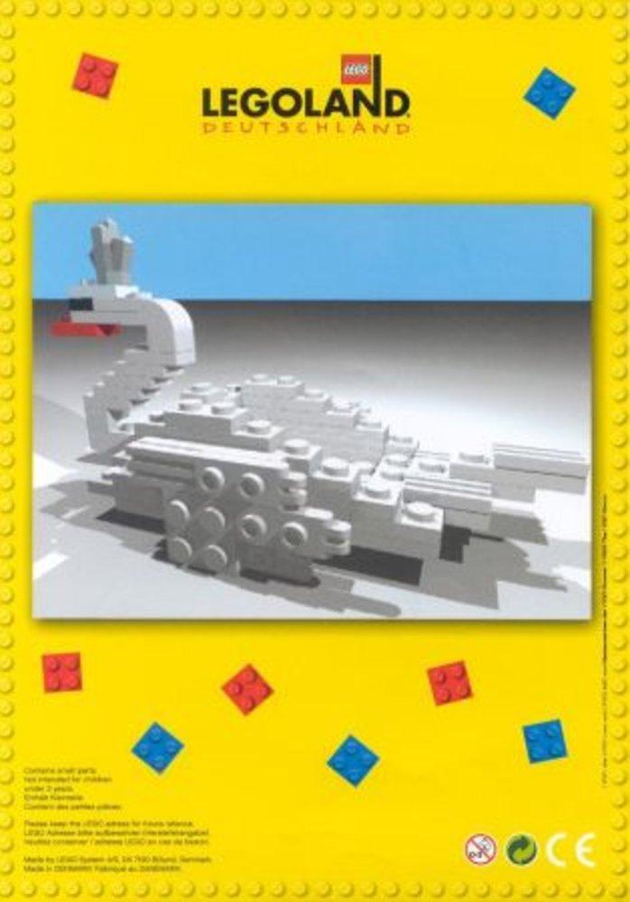 Swan (Legoland Deutschland)