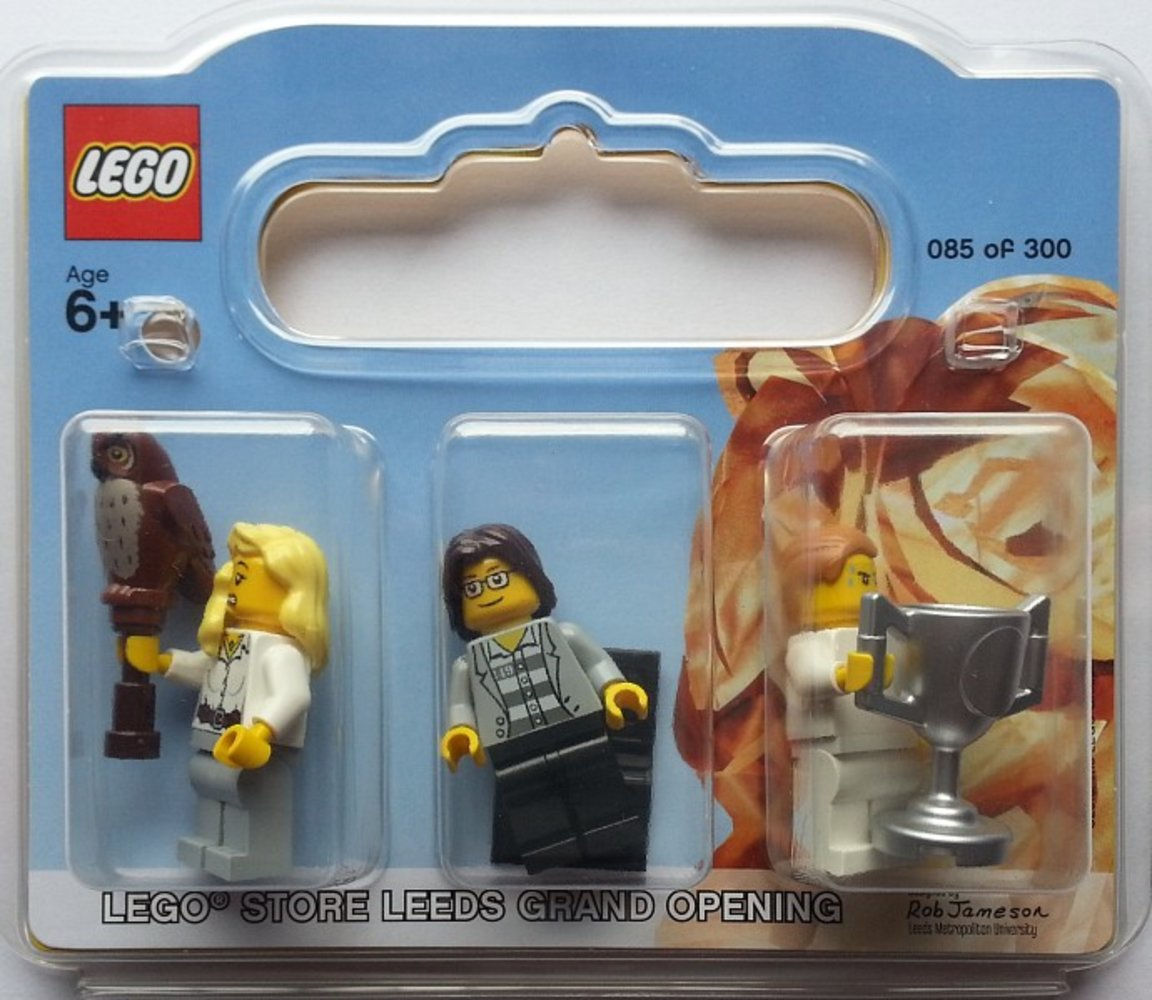 LEGO Store Grand Opening Exclusive Set, Leeds, UK