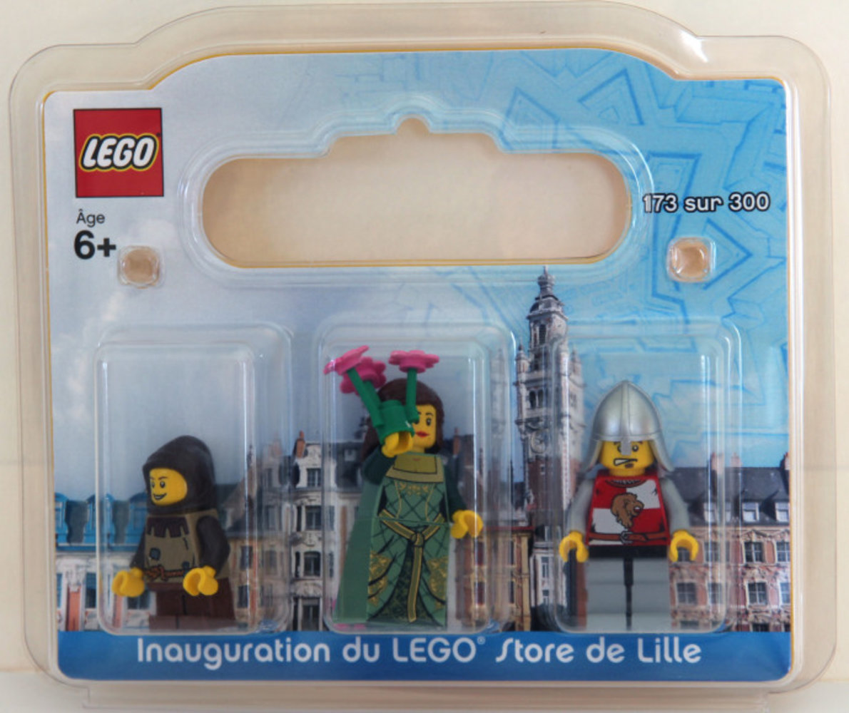 LEGO Store Grand Opening Exclusive Set, Euralille, Lille, France