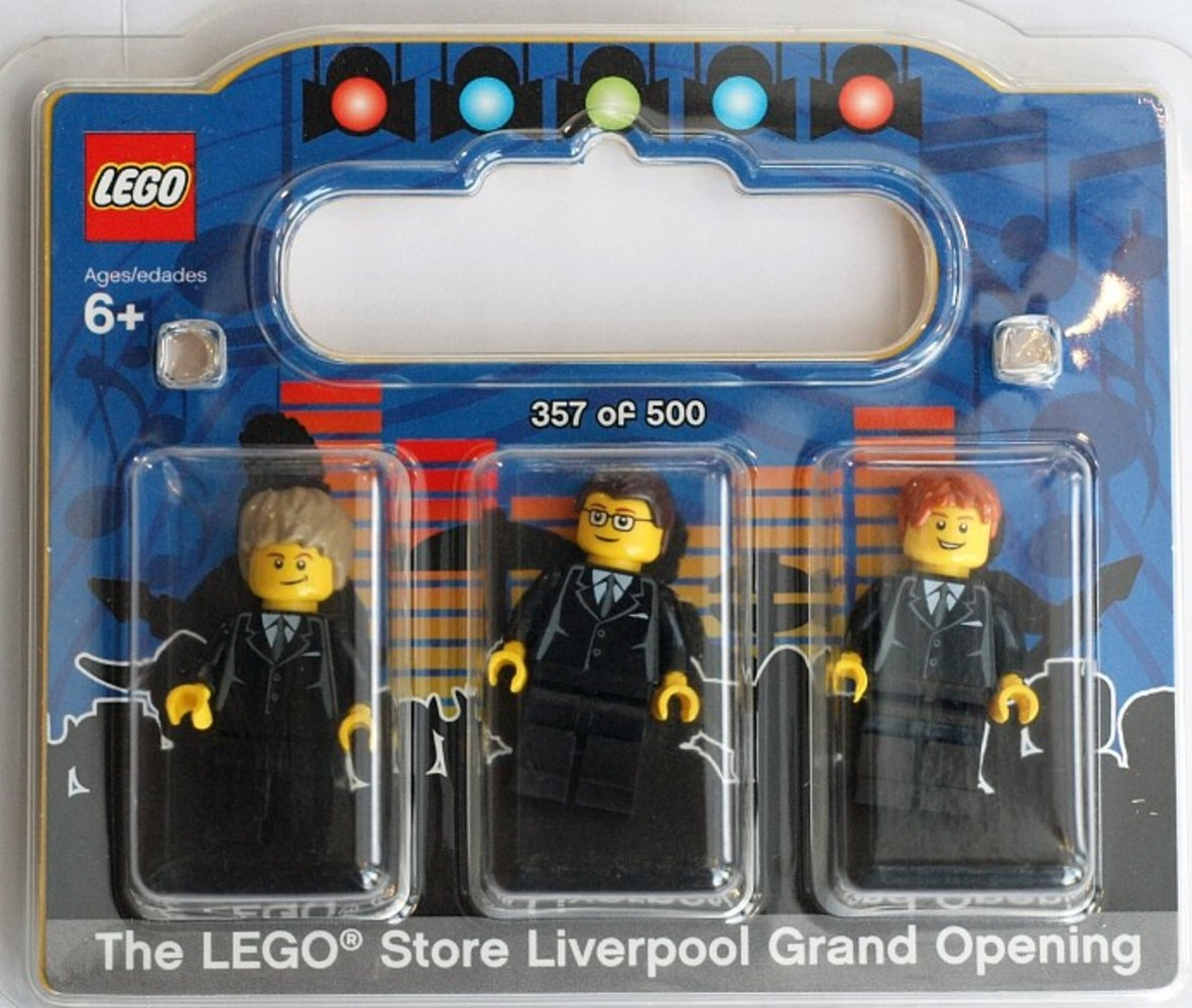LEGO Store Grand Opening Exclusive Set Liverpool UK