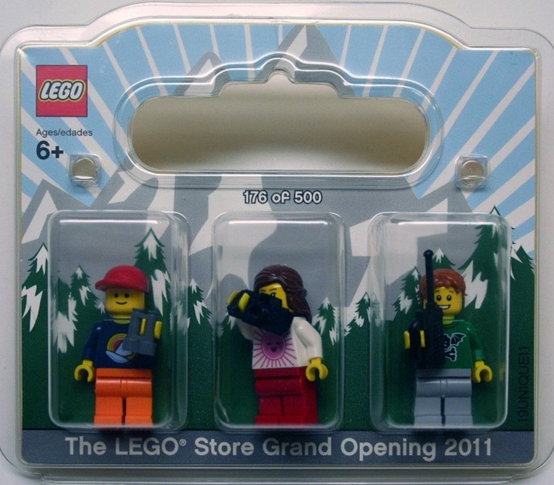 LEGO Store Grand Opening Exclusive Set, Vistas Court, Lone Tree, CO