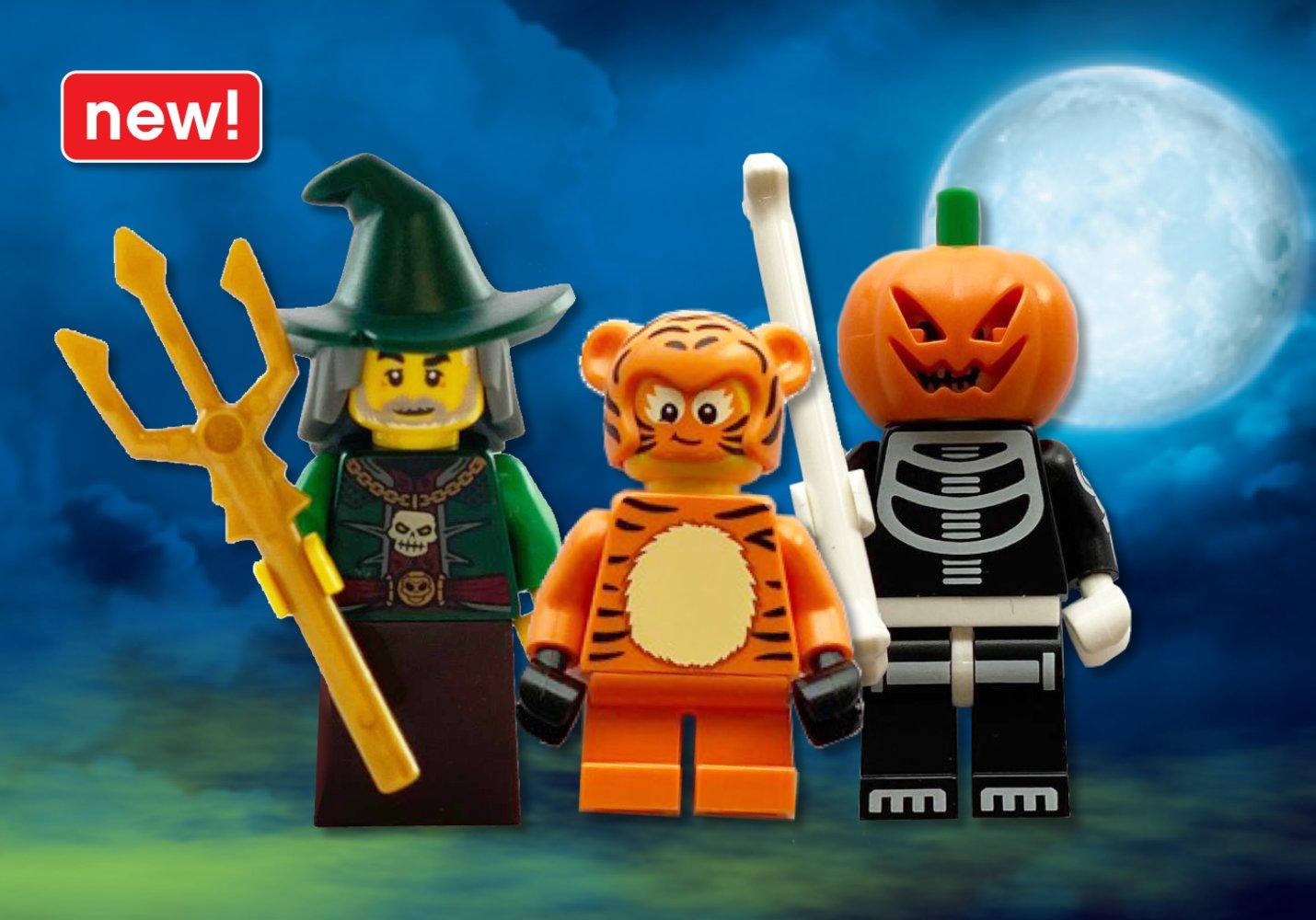 Halloween Minifigure Collection