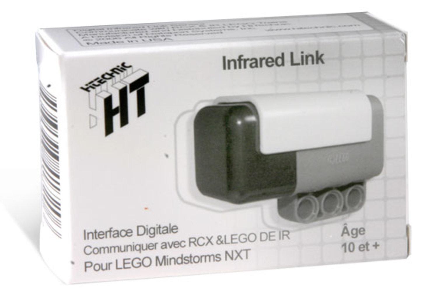 Infrared Link Sensor for Mindstorms NXT