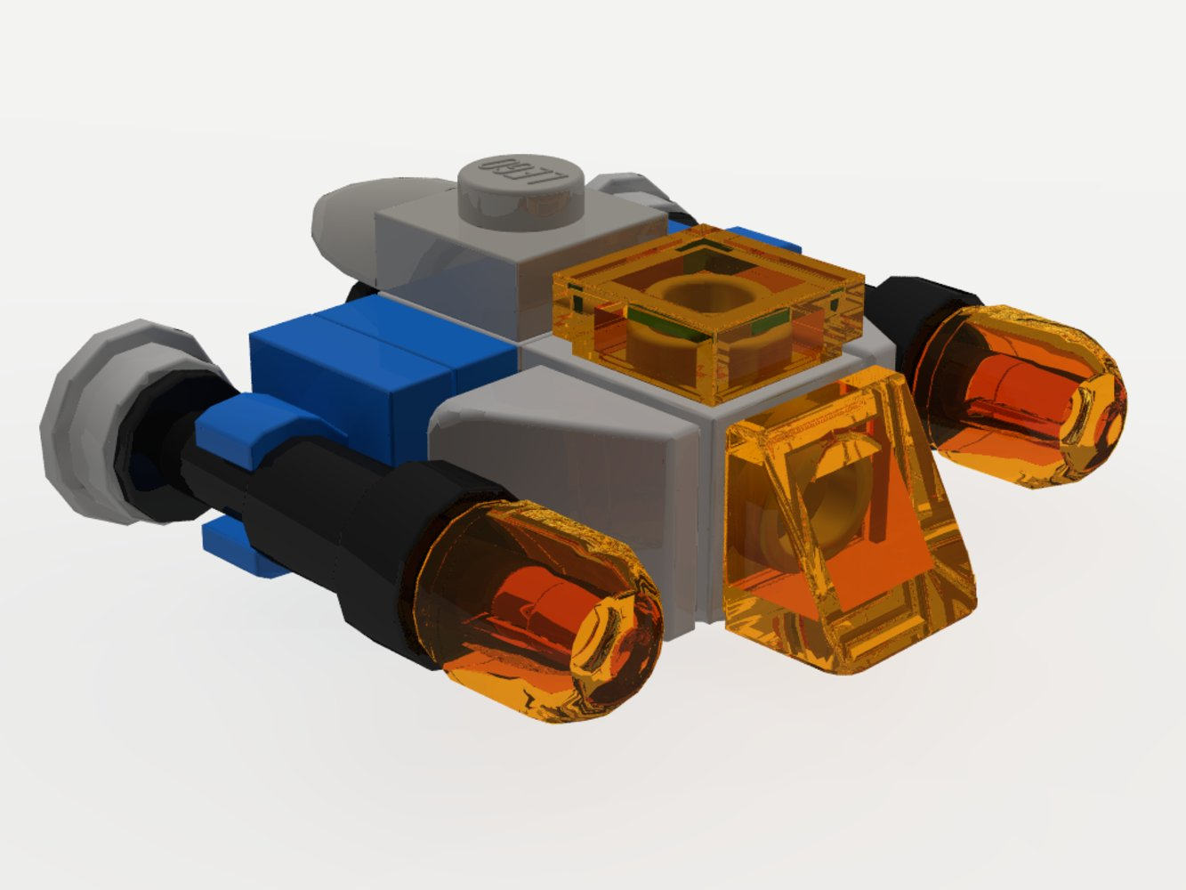 Micro Battle Blaster