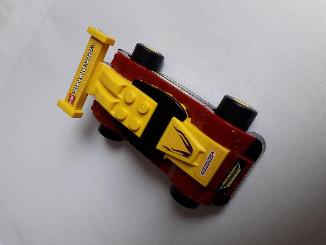 LegoMcDonald's Racers Car 4 - Sportpfeil (EU)