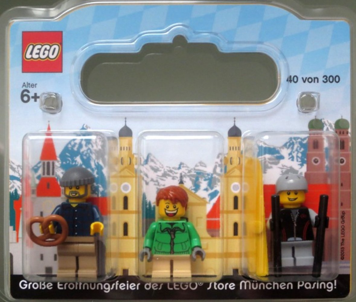LEGO Store Grand Opening Exclusive Set, Pasing Arcaden, München, Germany