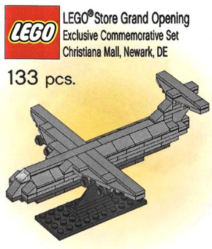 LEGO Store Grand Opening Exclusive Set, Christiana Mall, Newark, DE
