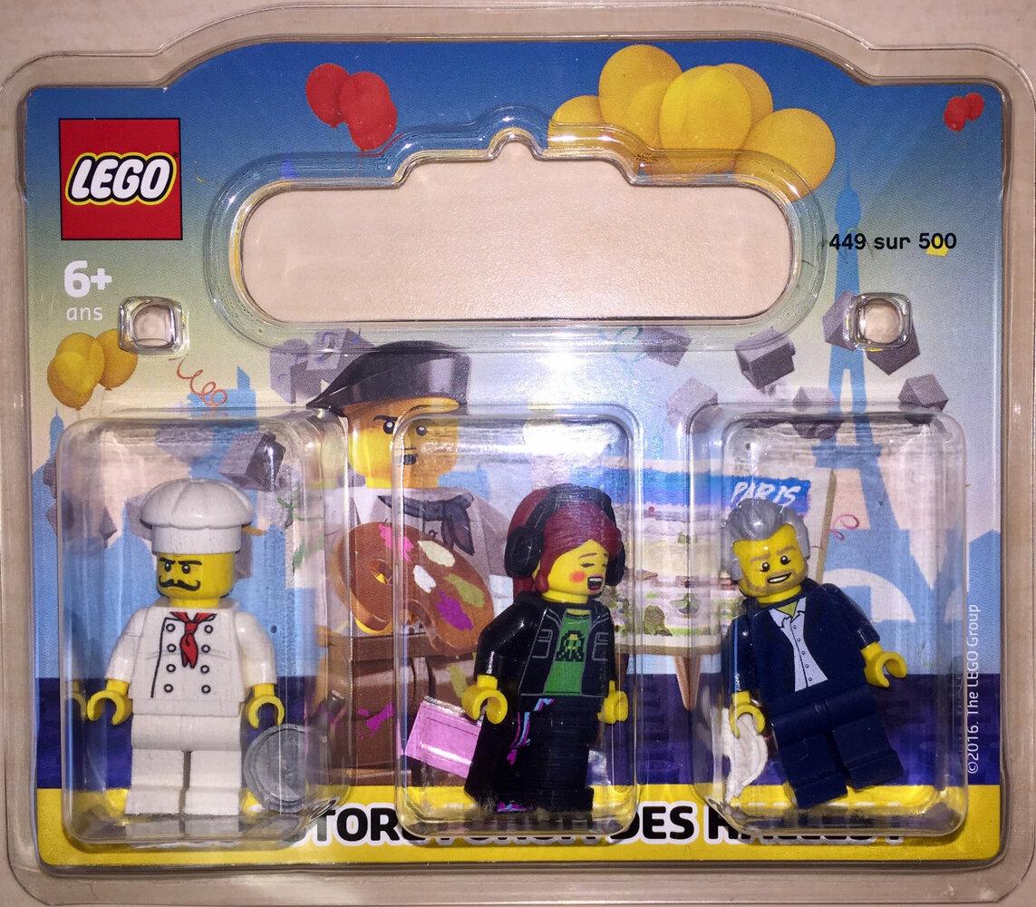LEGO Store Forum Des Halles!