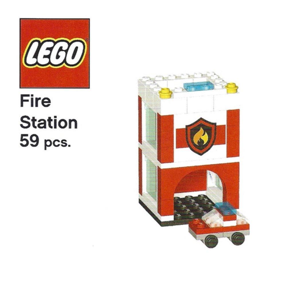 Pottery Barn Kids Fire Station