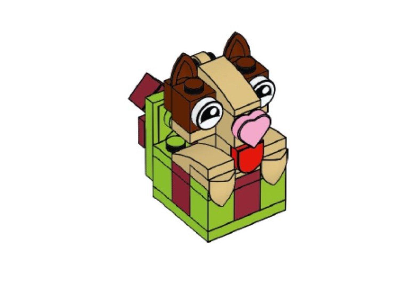 Happy Holiday Pet Ornament