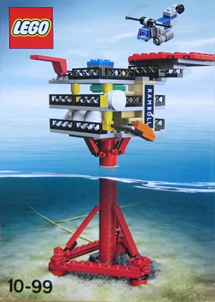Ramboll Oil Platform