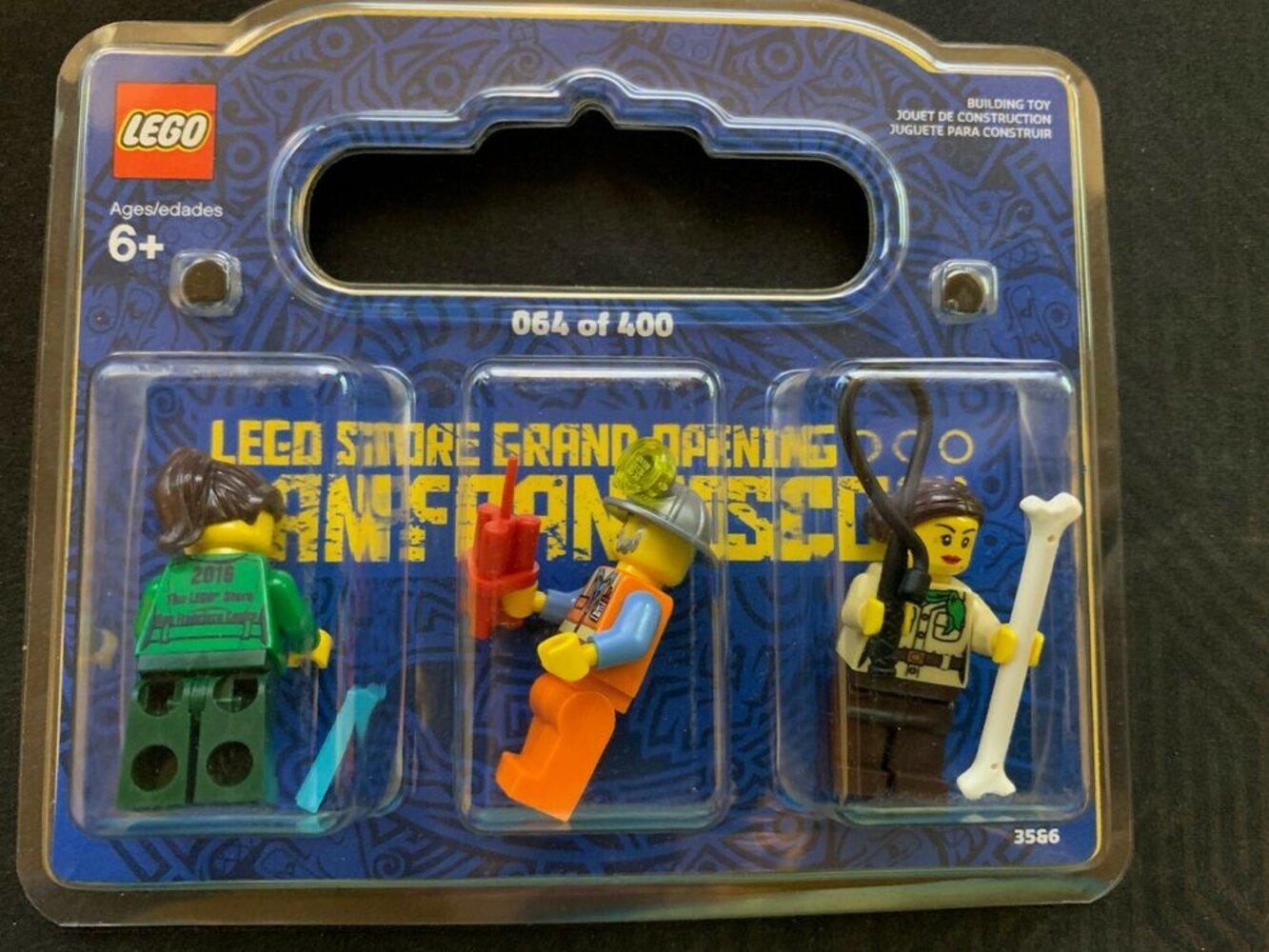 LEGO Store Grand Opening San Francisco CA