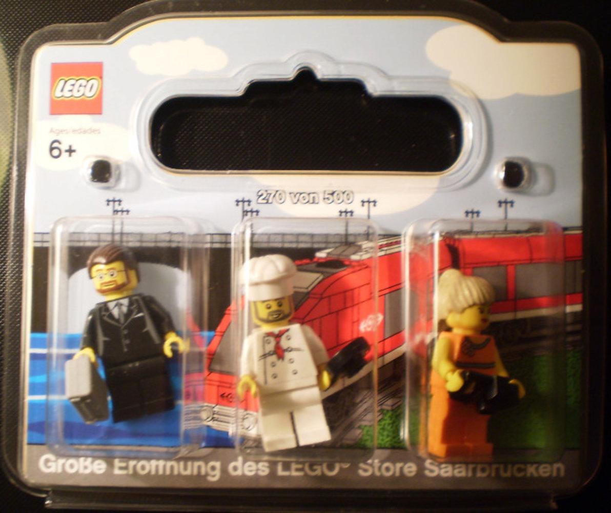 LEGO Store Grand Opening Exclusive Set, Saarbrücken, Germany