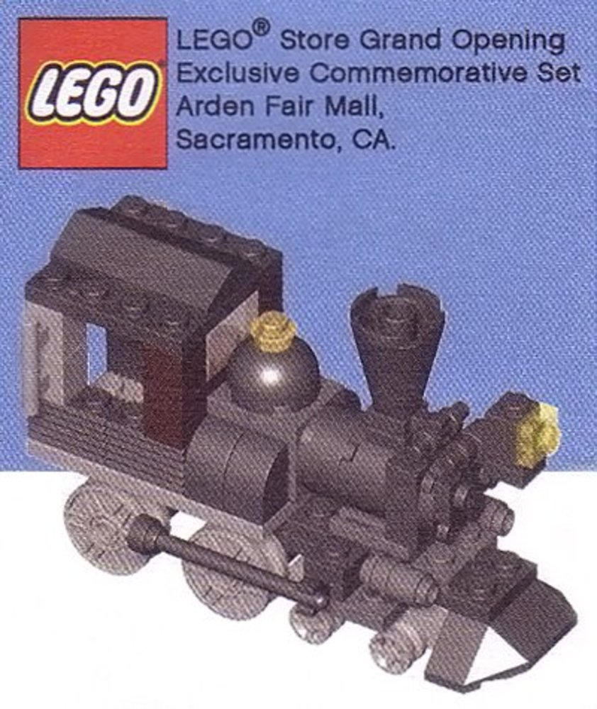 LEGO Store Grand Opening Exclusive Set, Arden Fair Mall, Sacramento, CA
