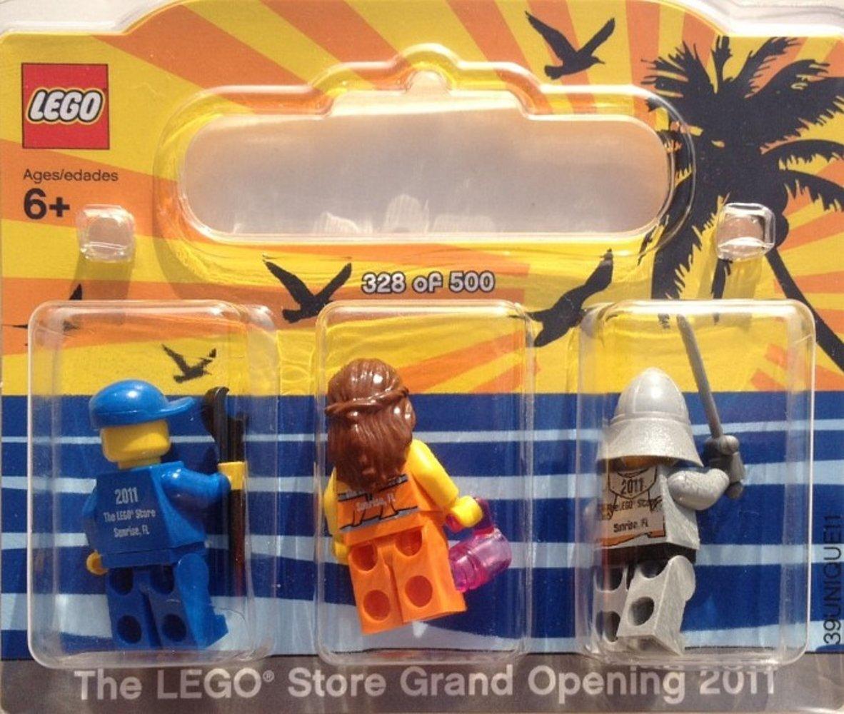 LEGO Store Grand Opening Exclusive Set, Sawgrass Mills, Sunrise, FL
