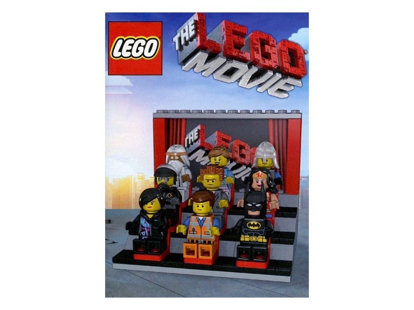 The LEGO Movie Promotional Set