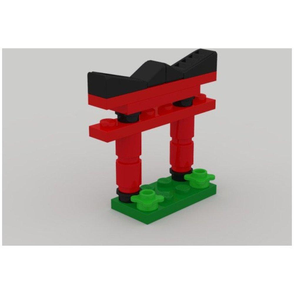 Micro Shinto Shrine