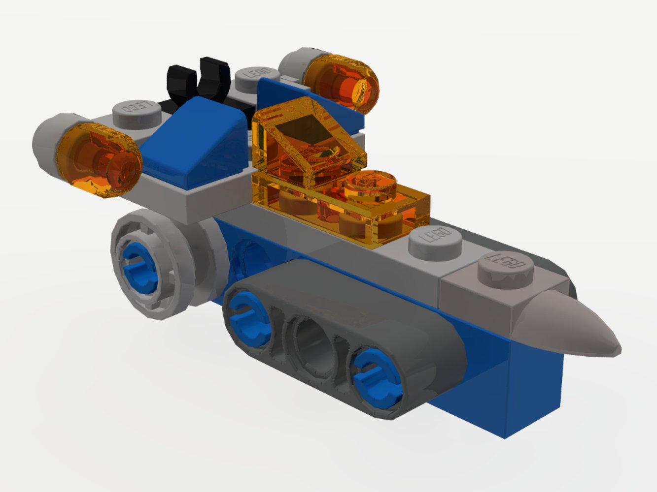 Micro Rumble Blade