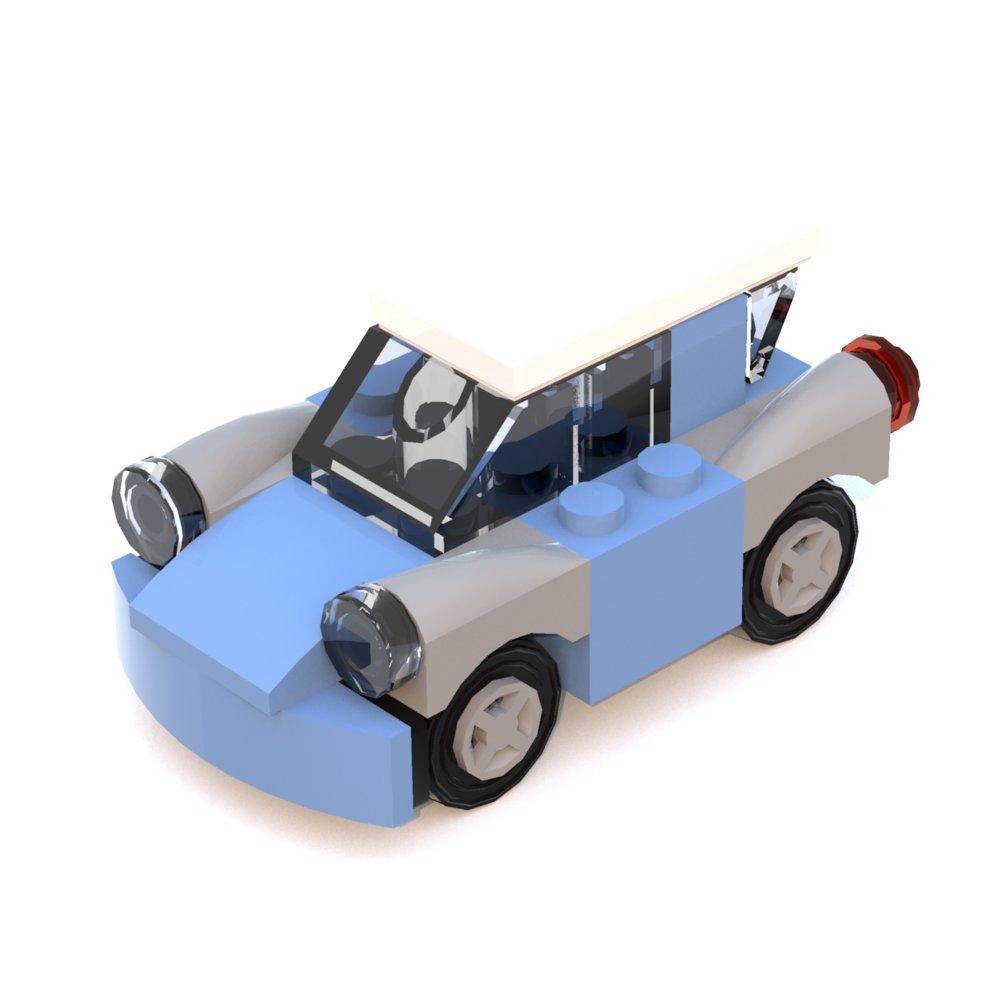 Mini Flying Ford Anglia