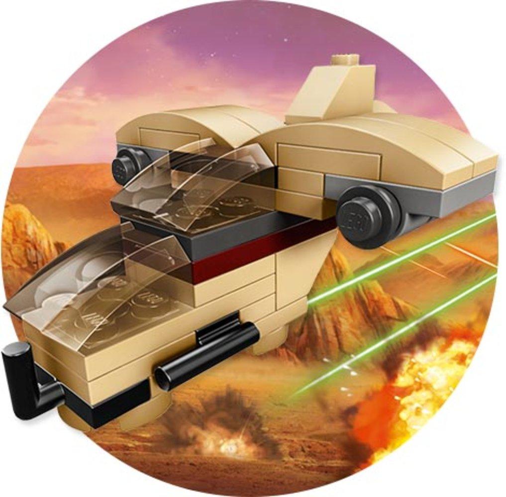 Wookie Gunship