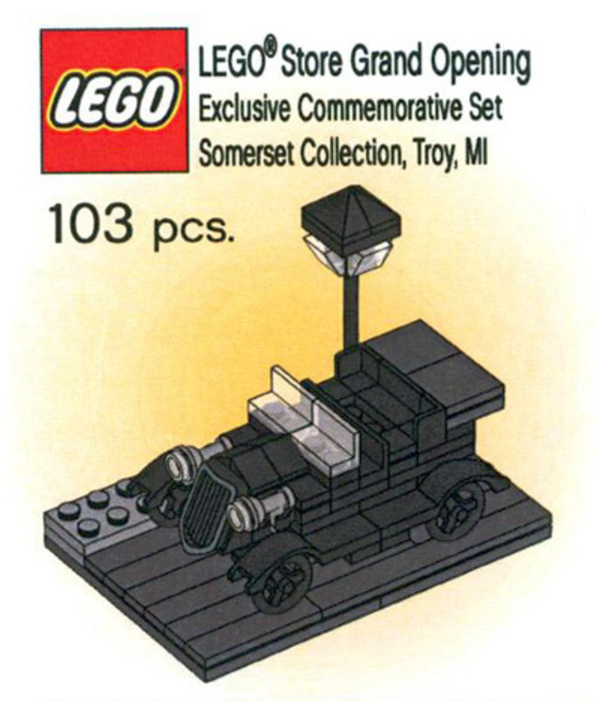 LEGO Store Grand Opening Exclusive Set, Somerset Collection, Troy, MI