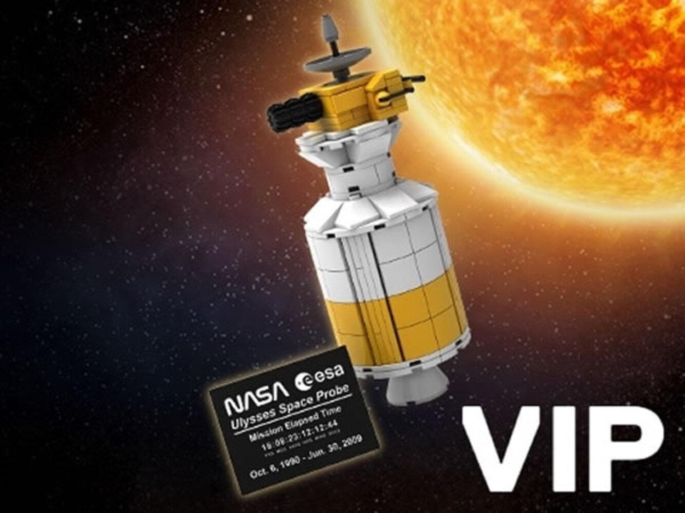 Ulysses Space Probe VIP Reward