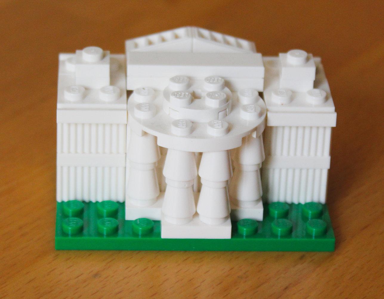 Micro White House