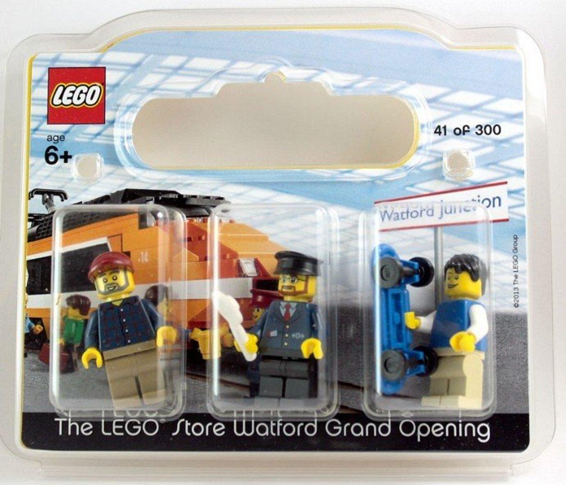 LEGO Store Grand Opening Exclusive Set, Watford, UK