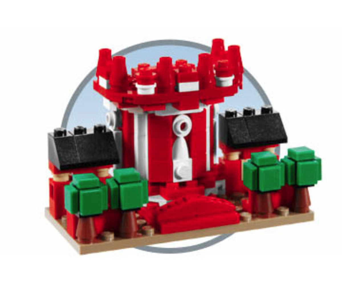 LEGO Store Grand Opening Exclusive Set, Wiesbaden, Germany