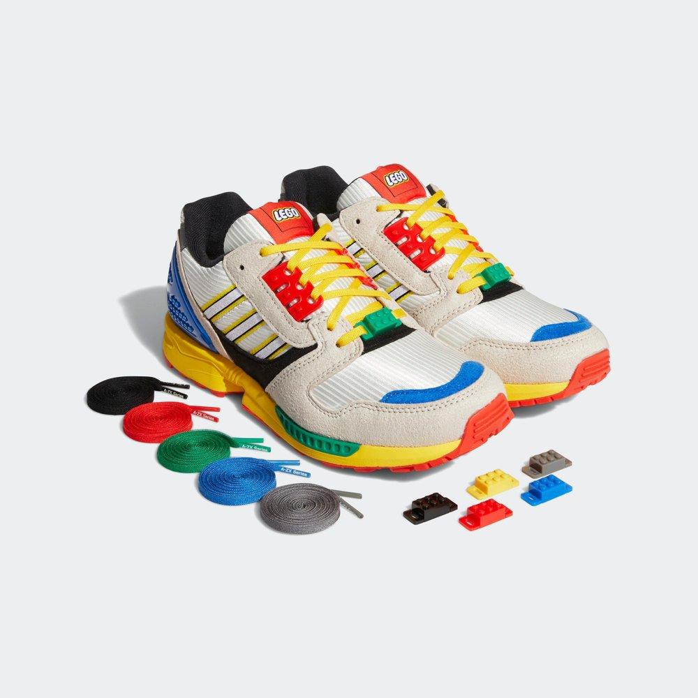 ZX 8000 LEGO Sneaker