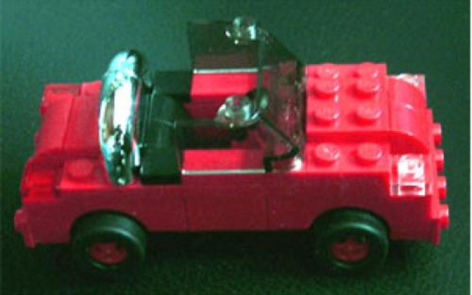 Audi TT Roadster (Legoland Deutschland)