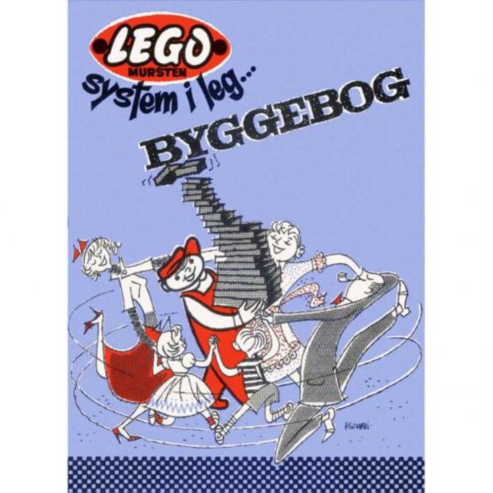 Lego Mursten - System i Leg Byggebog