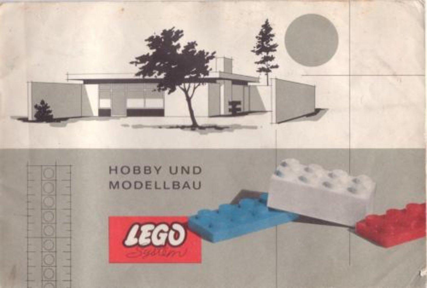 LEGO Hobby und Modellbau
