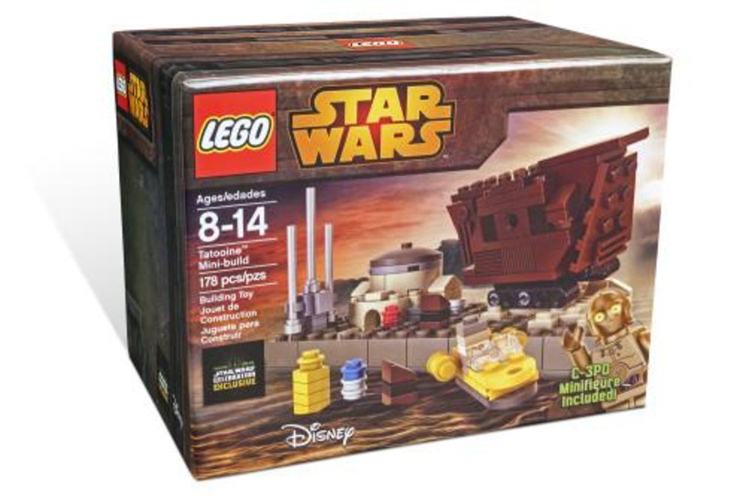 Tatooine Mini-build - Star Wars Celebration Exclusive
