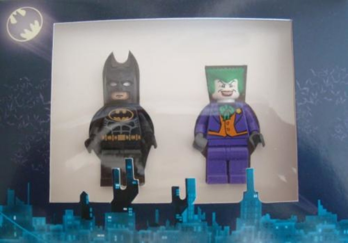 Batman and Joker Minifig Pack - San Diego Comic-Con 2008 Exclusive