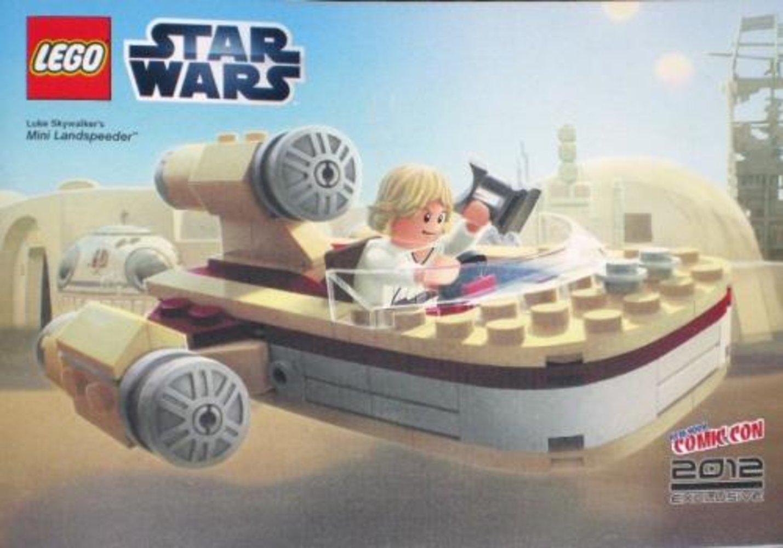 Luke Skywalker's Landspeeder - Mini