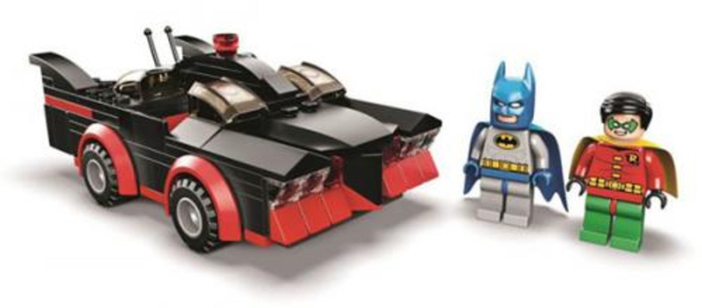 Batman Classic TV Series Batmobile