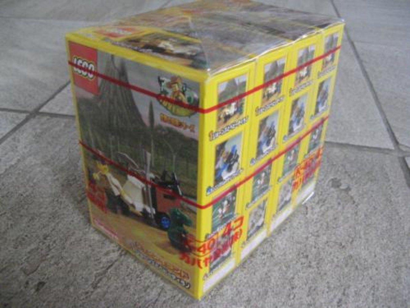 Dino Island 4-Pack