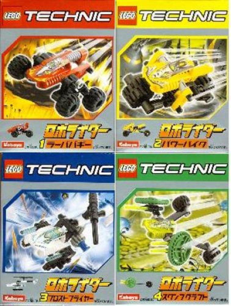 Kabaya RoboRider 4-Pack