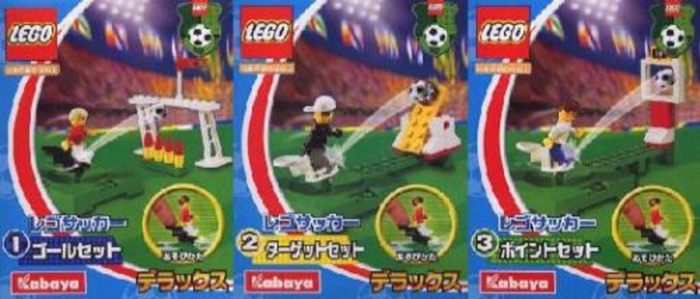 Kabaya Soccer 3-Pack