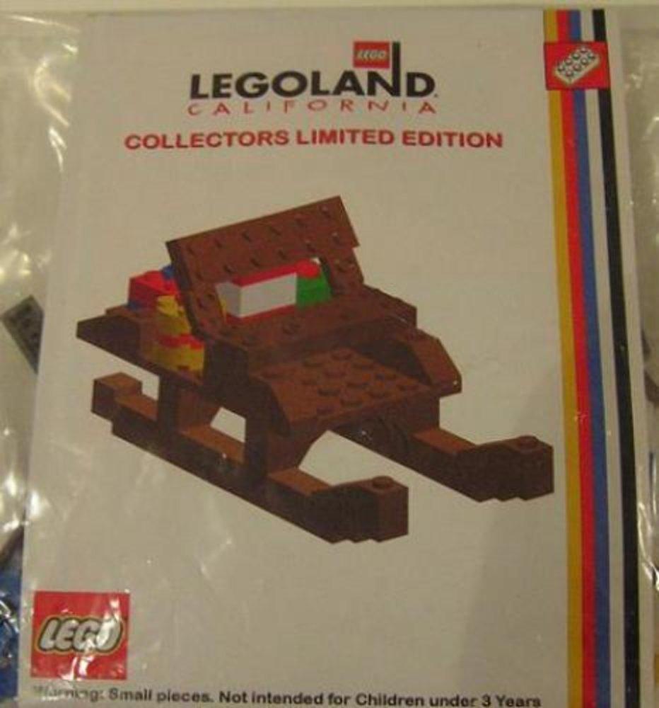 Santa's Sleigh (Legoland California)