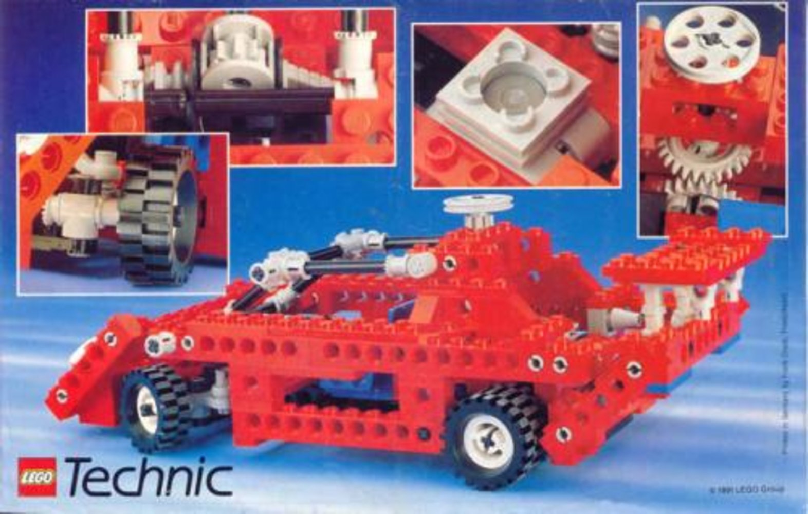 Technic Super Set